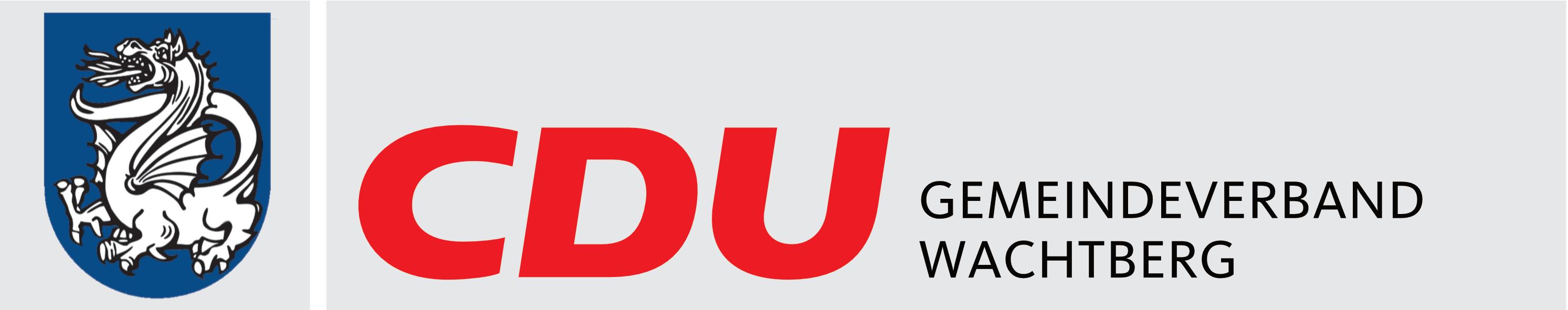 Logo: CDU Gemeindeverband Wachtberg
