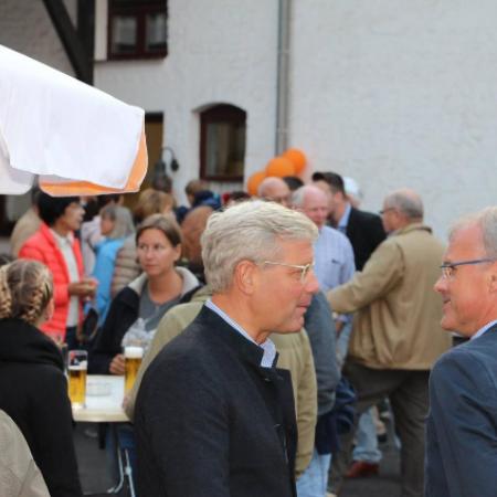 So schön war's noch nie - CDU Wachtberg feiert in Ließem das traditionelle Köllenhoffest