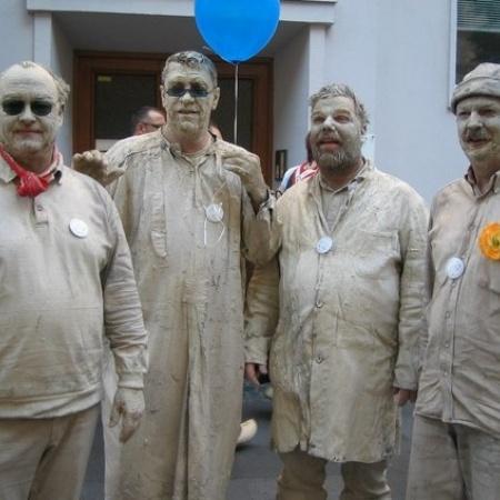 CDU-Fraktionsmitglieder beim Deutschlandfest und NRW-Tag in Bonn (Oktober 2011)