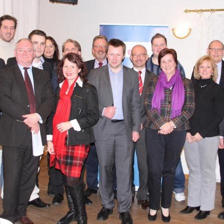 CDU-Mitgliederversammlung mit Vorstandsneuwahlen (Dezember 2012)