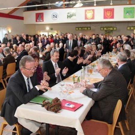 CDU-Neujahrsemfpang in Niederbachem (Januar 2014)