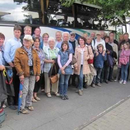 CDU-Sommerfahrt zur Bundesgartenschau in Koblenz (Juli 2011)