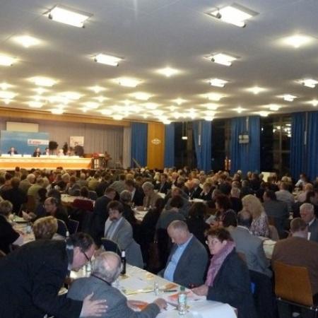 Delegierte der CDU Wachtberg beim 54. CDU-Kreisparteitag (November 2011)