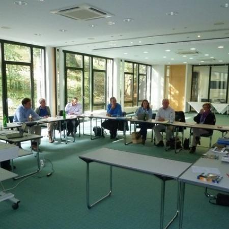 Fraktionsklausur zur Gemeindeentwicklung und zum Haushalt (September 2012)