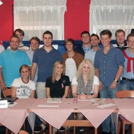 JU-Jahresmitgliederversammlung mit Vorstandsneuwahlen (September 2011)