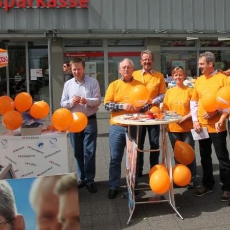 Landtagswahlkampf 2012 (April/Mai 2012)