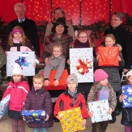 Malwettbewerb Weihnachten in Wachtberg (Dezember 2011)