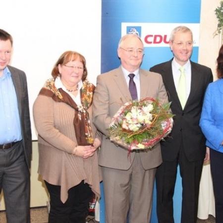 Nominierung Bürgermeister- und Ratskandidaten (Januar 2014)