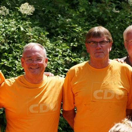 Pfingstfussballturnier in Niederbachem (Juni 2014)