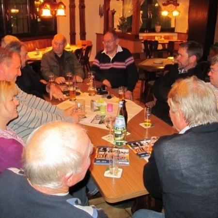 Stammtisch der CDU Gimmersdorf (Oktober 2012)
