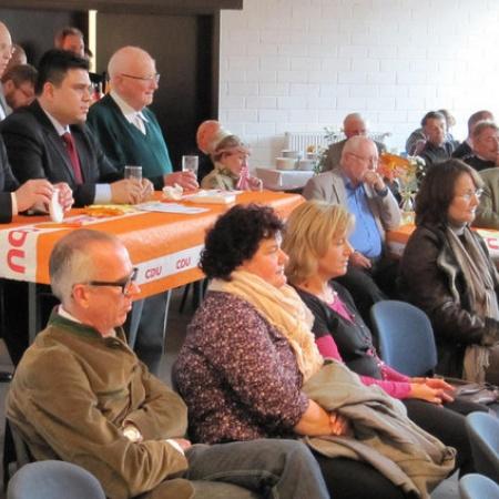 Tag der CDU - Heimat in Zeiten der Globalisierung (November 2011)