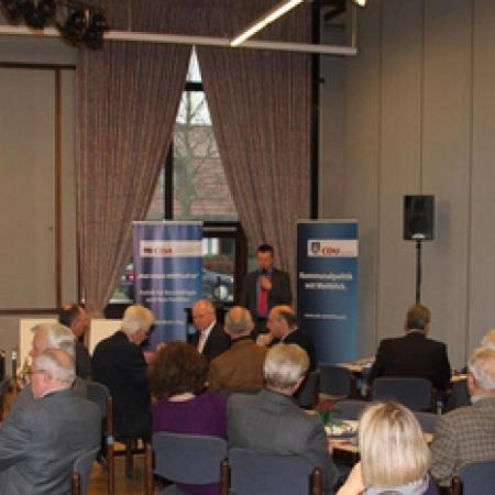 Tag der CDU - Herausforderung demografischer Wandel (November 2012)