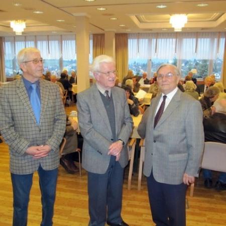 Vortrag und Diskussion der SenU mit Professor Hans Tietmeyer (März 2012)