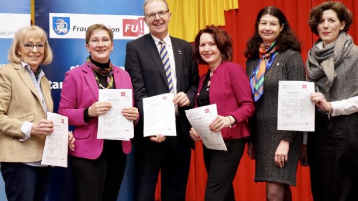 Politik mit Wohlgefühl - Frauen Union Wachtberg präsentiert ihr Jahresprogramm 2018