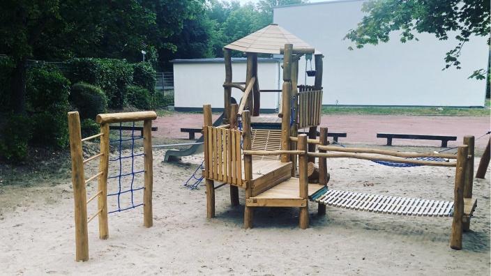 Spielplatz Pech