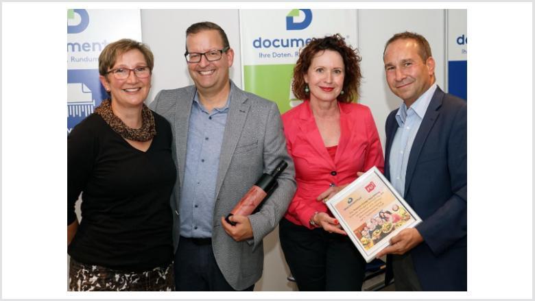 """""""Reisswolf"""" goes digital: Frauen Union Wachtberg ludt zur Besichtigung der """"documentus GmbH"""""""